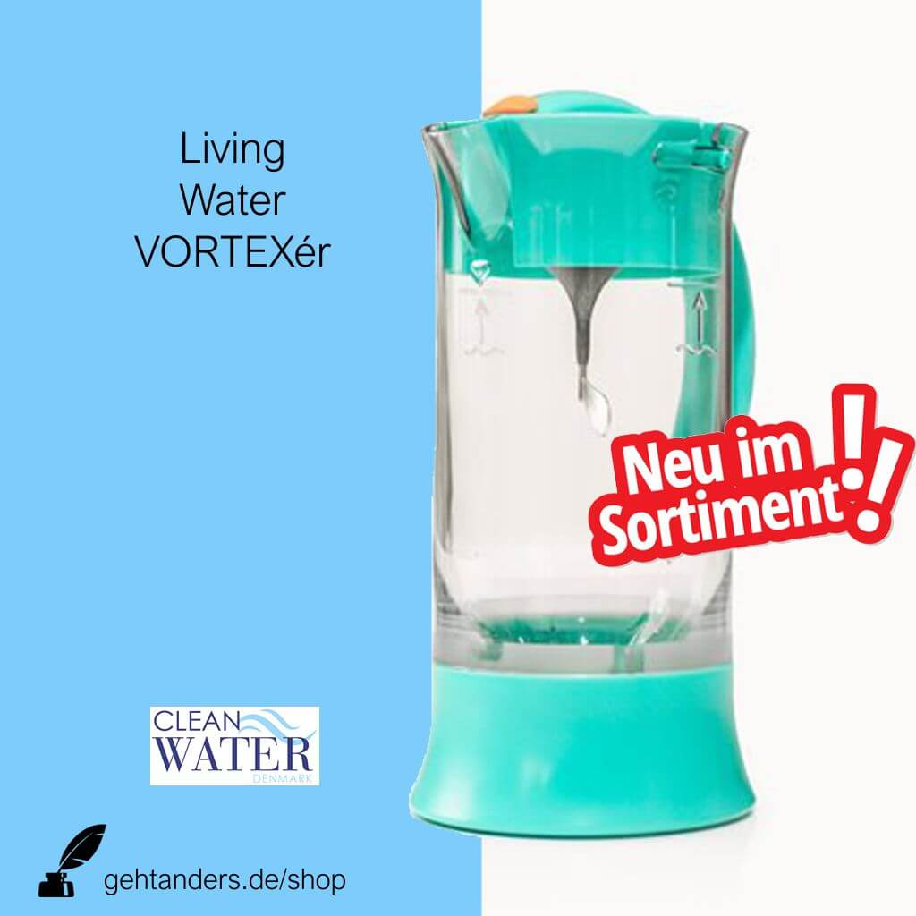 Living Water Vortex Krug 1024 neu im Sortiment